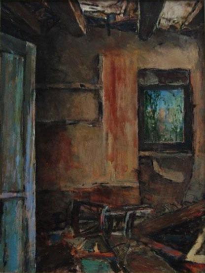 Jeroen gerlach kunstenaar for Interieur schilderen